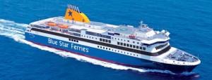 Imagen tomada de: Blue Star Ferries