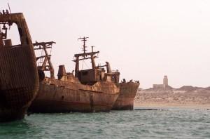 Fin de los barcos