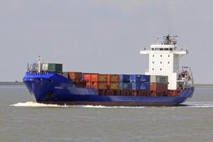 M/N Corvus J. Imagen tomada de Maritime Connector