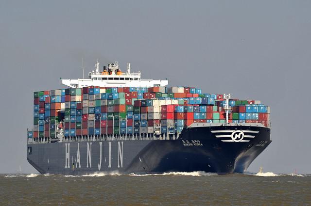 Hanjin,Korea,liner,contenedores,Buques Portacontenedores,crisis,teus,noticias marítimas colombia