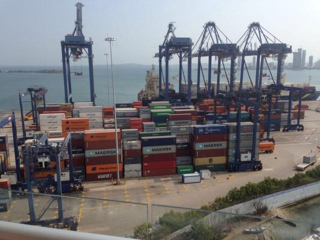 Puerto de Cartagena, noticias marítimas Colombia
