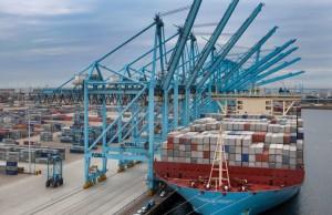 APM Terminals, Maersk Line, Asociación, Kim Fejfer, Puerto de Algeciras, Puerto de Tánger, Rotterdam, operador portuario, Maersk Group, Contenedores, Transbordos, Noticias Marítimas Colombia