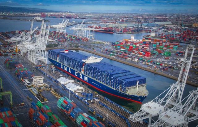 CMA-CGM Benjamin Franklin, Noticias Marítimas Colombia