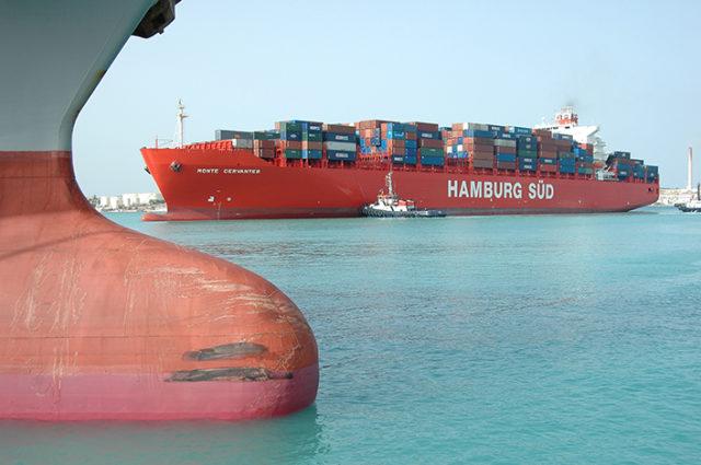 Hamburg Sud, CCNI, Ingresos, resultados 2015, lloyds, liner, resultados, crecimiento, noticias marítimas Colombia