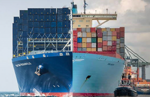 Maersk, CMA-CGM, Noticias marítimas colombia