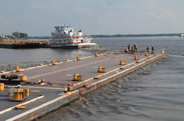 Rio Magdalena, Noticias Marítimas Colombia