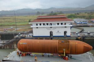 Tanque NASA, noticias marítimas colombia