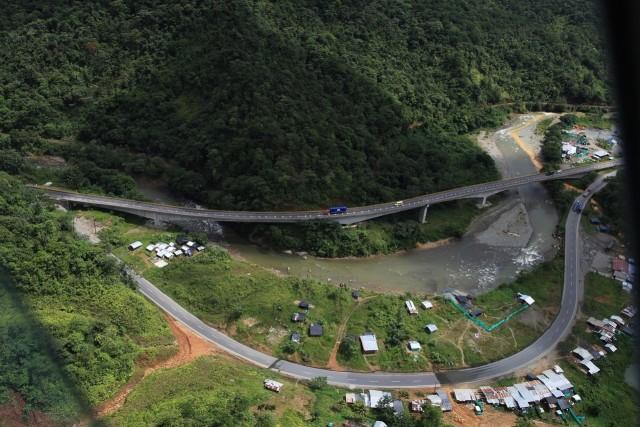 Viaductos Buga-Buenavenutra, noticias marítimas Colombia