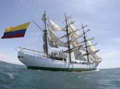 barcos escuela, veleros, noticias marítimas colombia