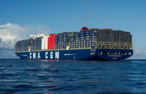 CMA CGM, Perdidas, trimestre, NOL, Ocean Alliance, Resultados 1Q, contenedores, incremento volumenes, bajos fletes, Noticias marítimas Colombia