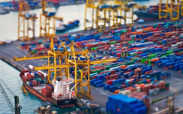 capacidad portuaría, cargue, descargue, almacenamiento, depósito, operación, puertos, contenedores, linea de atraque, conocimiento marítimo, Noticias marítimas Colombia