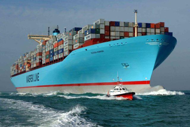 Maersk line, participación de mercado, fletes, guerra de precios, Noticias marítimas Colombia