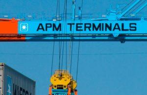 APM Terminals, Maersk Group, TCB, TCBUEN, Perdidas, CEO, Puertos, Terminales, Noticias marítimas Colombia