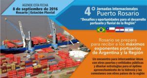 Jornadas Puerto Rosario Argentina