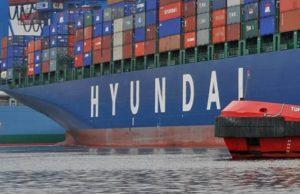 HMM, Hyundai Merchant Marine, acrededores, tenedores de bonos, the alliance, Corea del sur, Noticias marítimas Colombia