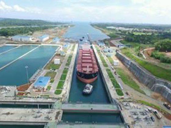 MN Baroque, canal panamá, noticias marítimas colombia