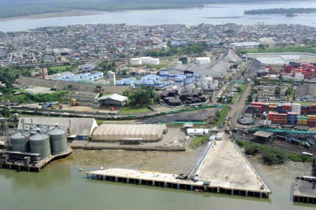 Buenaventura, noticias maritimas colombia