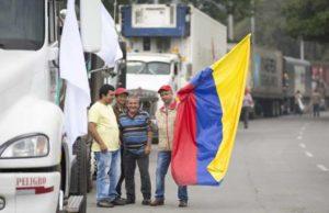 46 días, acc, acuerdo, chatarrización, huelgas, Ministerio de Transporte, Noticias Marítimas Colombia, paro, paro camionero, reforma, trasnporte por carreteras