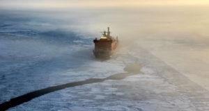 Rutas por el Artico, noticias marítimas colombia