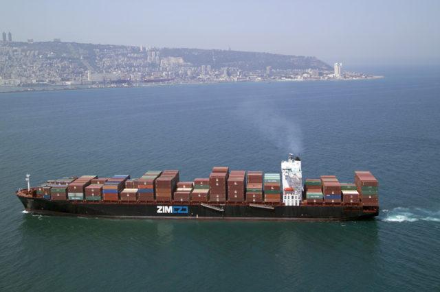 ZIM, Israel, 2M, Maersk, MSC, HMM, Alianzas, Alphaliner, consolidación, Oriente Medio, embargo a Israel, Noticias Marítimas Colombia