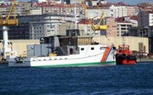 Nuevo Buque Hidrográfico en construcción. Imagen tomada de El Faro