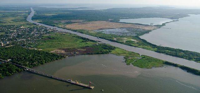 Canal del dique, noticias maritimas colombia