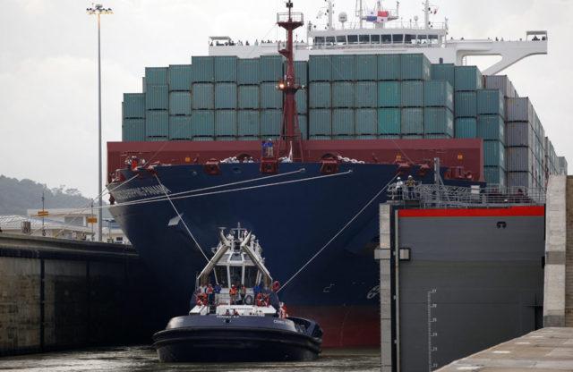 canal de panamá, ahorro, un billon de dolares, exportadores, USEC, USWC, nuevas esclusas, tres meses, contenedores, buques, noticias marítimas Colombia