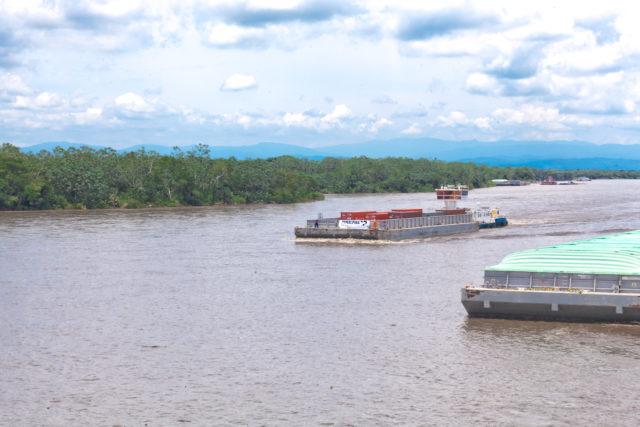 rio magdalena, panalpina, barrancabermeja, impala terminals barrancabermeja,impala,puerto de barrancabermeja, Noticias Marítimas Colombia