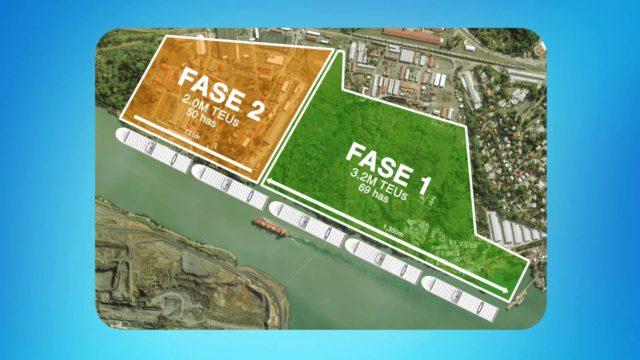 PANAMA, Corozal, puerto corozal, operadores globales, licitación, PSA, APM, Terminal link, terminal investment limited, TEU, NEO PANAMAX, noticias marítimas Colombia