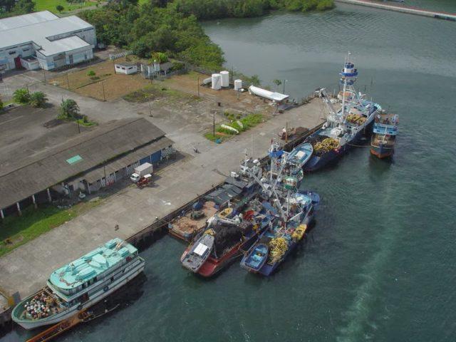 Puerto de Tumaco, noticias marítimas Colombia