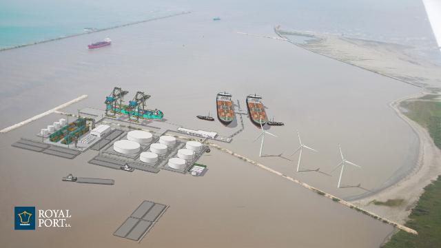 Royal Port Barranquilla, Fullavantenews, noticias marítimas Colombia