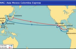 NYK, APL, MOL, AMC, SPB, Sociedad Portuaria Buenaventura, TCBUEN, Buenaventura, cambio de terminal, Noticias marítimas Colombia