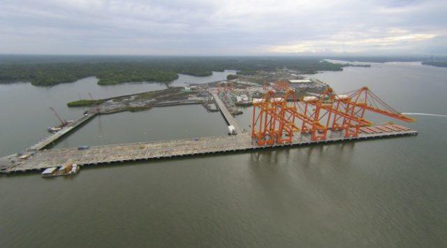Puerto industrial de aguadulce, SPIA, Buenaventura, competitividad, inicio operaciones, terminales, polivalente, contenedores, granel, carga general, Noticias marítimas Colombia