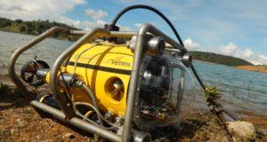 Ecopetrol, colciencias, CCO, universidad nacional, universidad pontificia bolivariana, submarino, robot, investigación y desarrollo, robótica, estudios sub-acuáticos