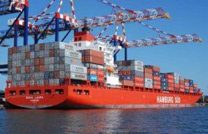 Hamburg Sud, Maersk, AP MOLLER MAERSK, familia oetker, grupo Oetker, consolidación, adquisición, integración, contenedores, buques, Noticias marítimas Colombia