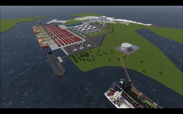 Puerto Solo, PIO SAS, Oscar Izasa, LNG, GNL, Gas Natural, Gas liquido Propano, hidrocarburos, Buenaventura, UPME, CREG, regasificar, GLP, energía, información marítima y portuaria