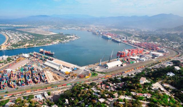 Puerto Manzanillo Mexico
