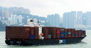 ZIM, Israel, Transpacifico, contenedores, alianzas, consolidación, buques, información marítima y portuaria