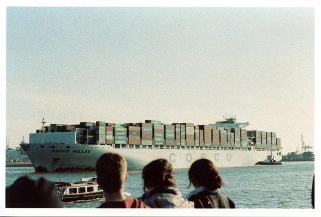 COSCO CL, COSCO, perdidas, china, contenedores, CIMC, BDI, SCFI, información marítima y portuaria