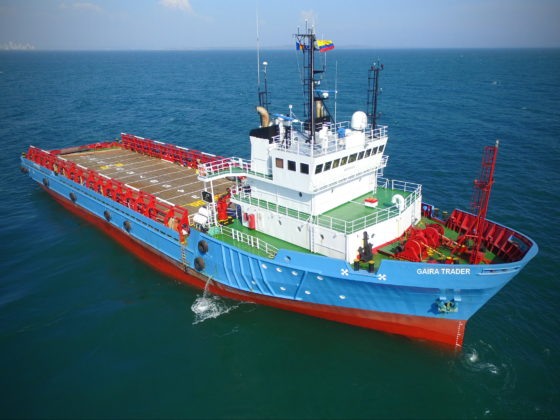 Offshore Colombia