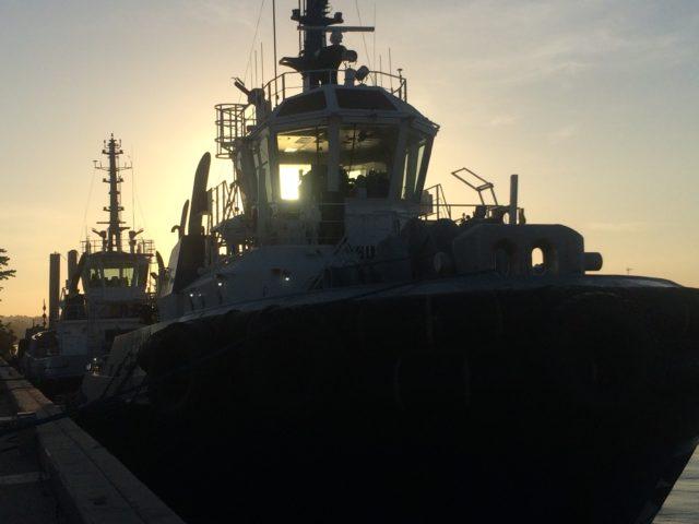 Buque Remolcador/ Tug Boat