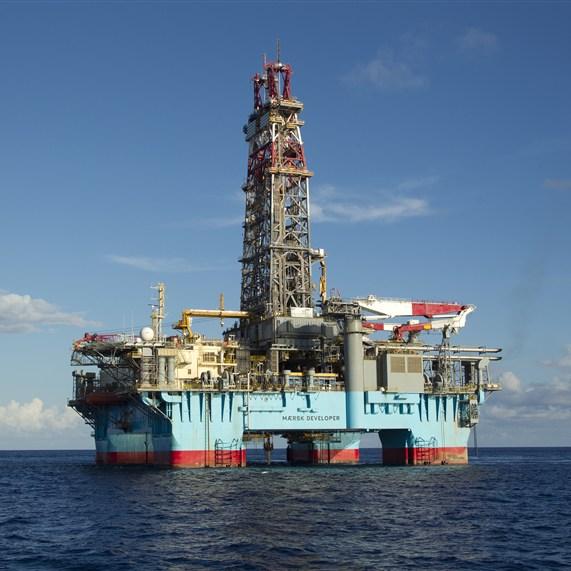 Maersk, Maersk Developer, Offshore, drilling, Siluro 1, pozo, petróleo, LNG gas, caribe, oceano, energía, información marítima y portuaria