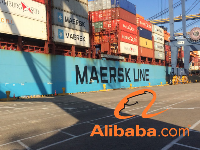Maersk Alibaba