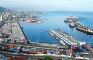 Puerto la Guaira, Venezuela, Portugal, Teixeira Duarte, comercio internacional, puertos, información marítima y portuaria