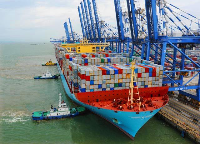 Resultado de imagen para puerto de china