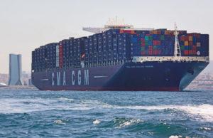 CMA CGM, SEAS1, SEAS2, nuevos servicios, Asia a Sur América, EVERGREEN, COSCO CL, Yang Ming, Hamburg Sud, Liner, contenedores, información marítima y portuaría