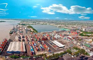 Puerto de Barranquilla, Atlántico, Puertos, Rio Magdalena, ANALDEX, toneladas, coque, contenedores, carga general, ciudad portuaria, información marítima y portuaria