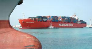 Maersk, Hamburg Sud, Competencia, Unión Europa, competitividad, Alianzas, Reuters, información marítima y portuaria, autorización, contenedores, consolidación, liner, buques, adquisición