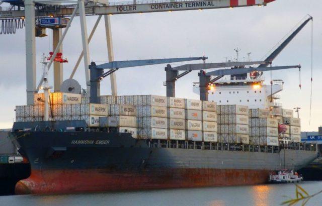 Reederei Hammonia, Hammonia Emden, SPSM, Santa Marta, Armada, antinarcóticos, Droga, Cocaina, contaminación, buque información marítima y portuaria