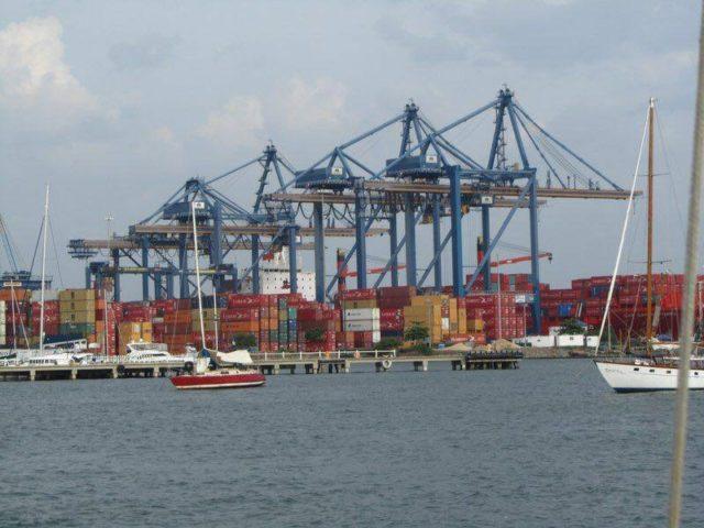 SPRC CONTECAR, Suecia, Ministro de Innovación y empresa, Emabajda de Suecia, ABB; Saab, KALMAR, Cartagena, información marítima y portuaria